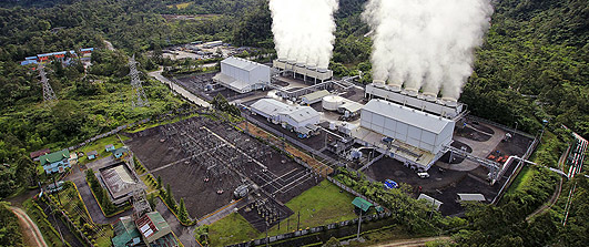 Geothermal and Power